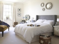 Master Bedroom, Ebrington Hill House, Gloucestershire
