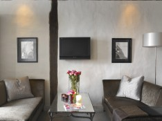 Luxury suite, The Great House Hotel, Suffolk