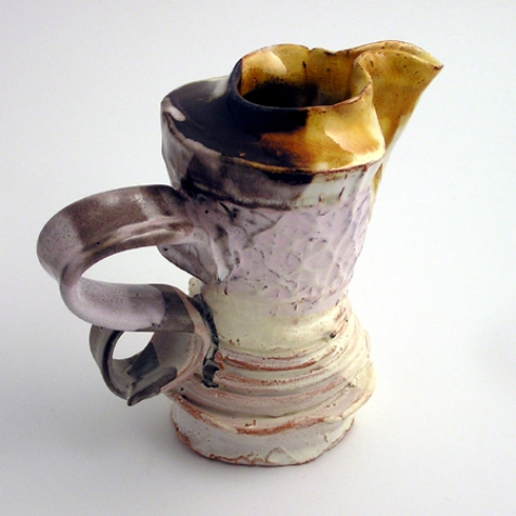 Simon Carroll - the expressionist potter
